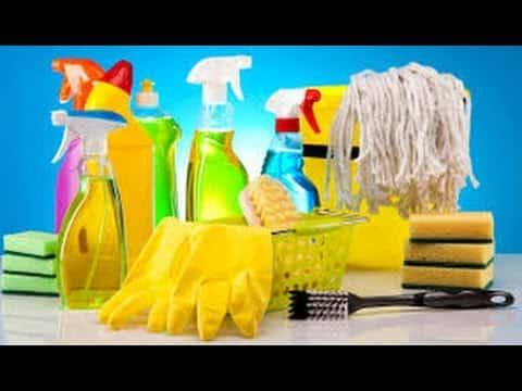 Photo of افضل منظفات طبيعية للتنظيف