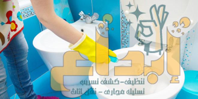 مواد تنظيف الحمام